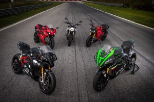 Energica RS Line Up