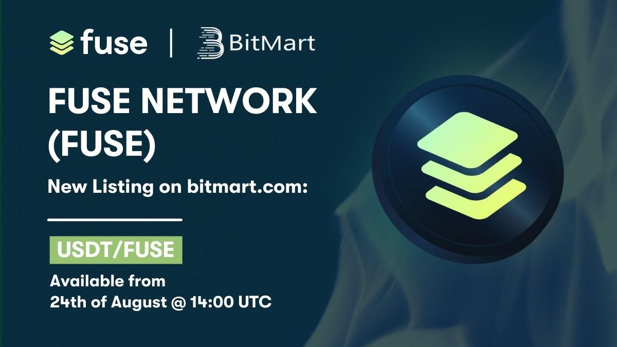 Fuse listing BitMart